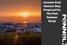 Caravan Park Owners Stay Prepared For The Post Summer Surge