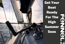 Is Your Boat Ready For The Summer Sea?