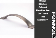 Which Kitchen Cabinet Handles Are On Trend This Summer?