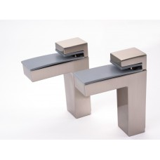 Linea Shelf Bracket Stainless Steel