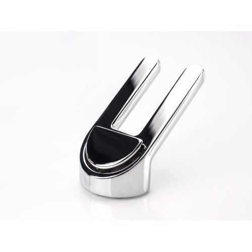 Front Fix Coat Hook Chrome Gloss