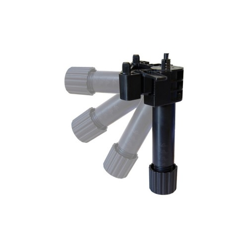 Dowel Fix Folding Leg 90-165mm